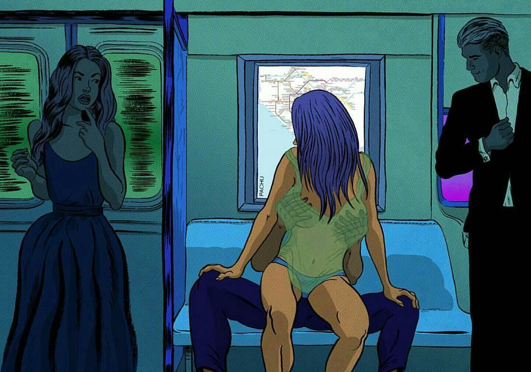A metrón